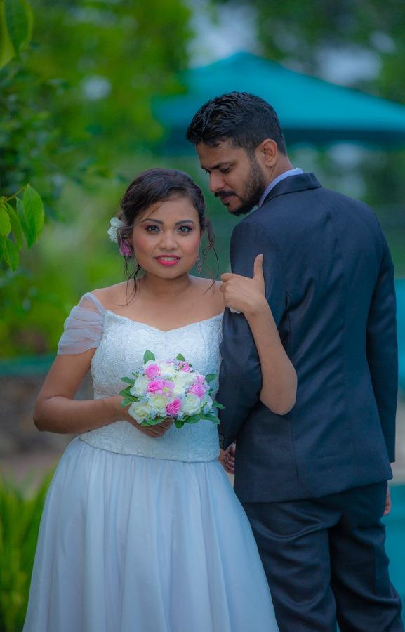 Eshani and Rukmal